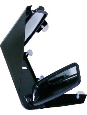 Перископическая система зеркал для праворульных автомобилей Black300
